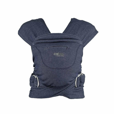 Close Caboo + Organic Blend Carrier - Indigo Marl