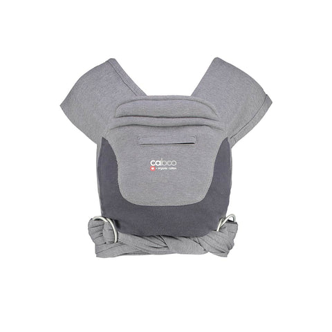 Close Caboo+ Organic Double Faced Baby Carrier - Drizzle-Baby Carriers-Default- Natural Baby Shower