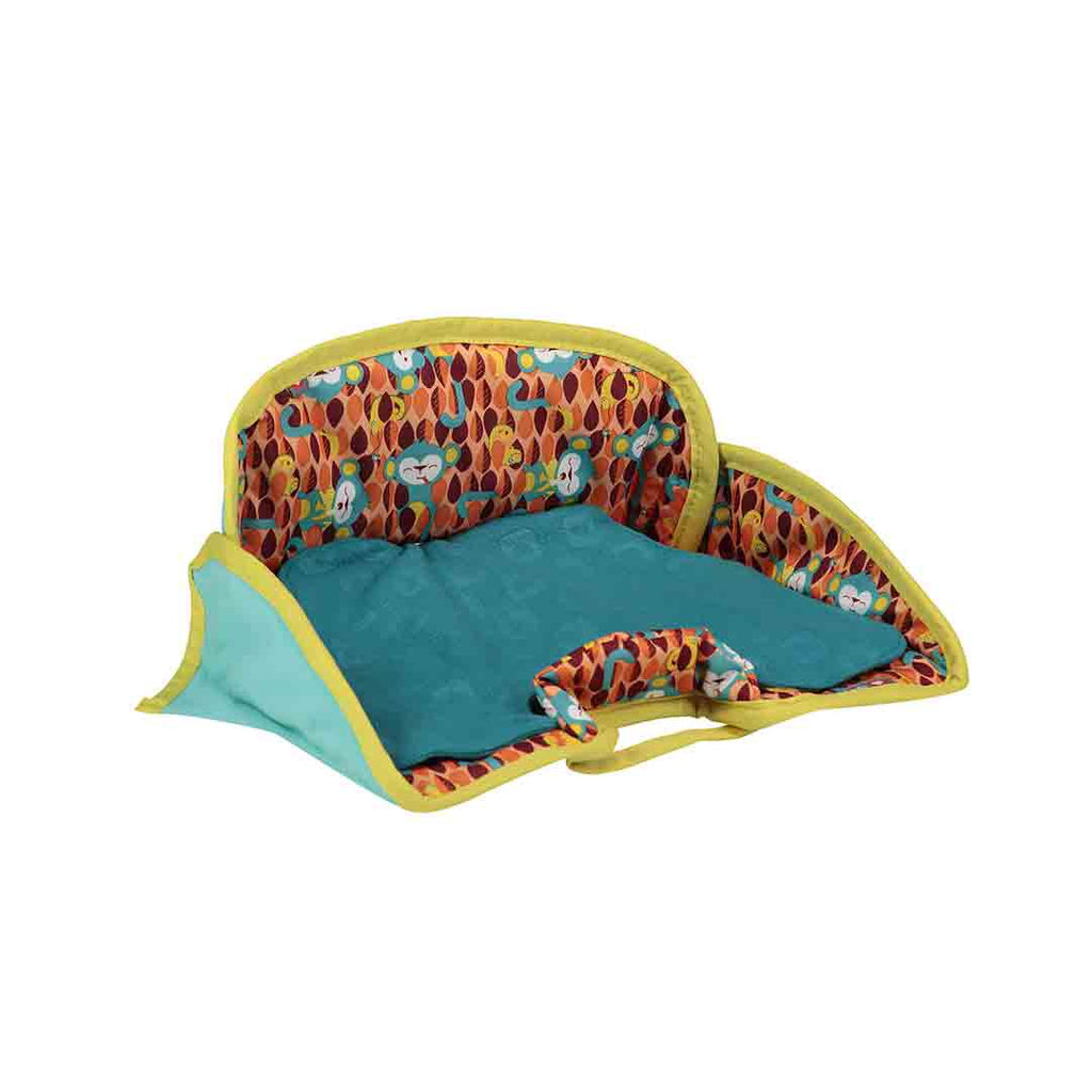 Close Car Seat Protector In Monkey Natural Baby Shower