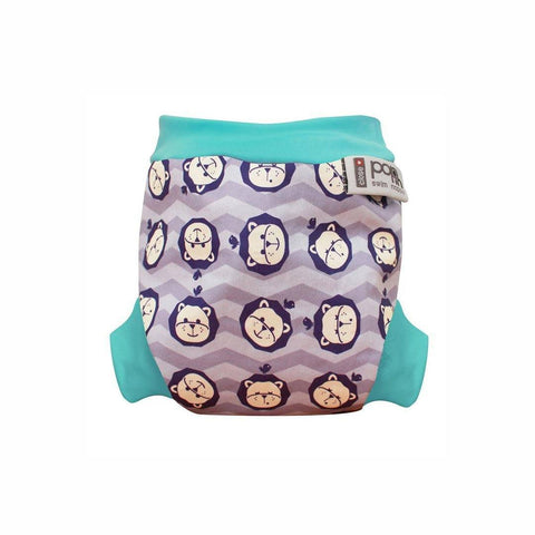 Close Pop-in Swim Nappy - Lion