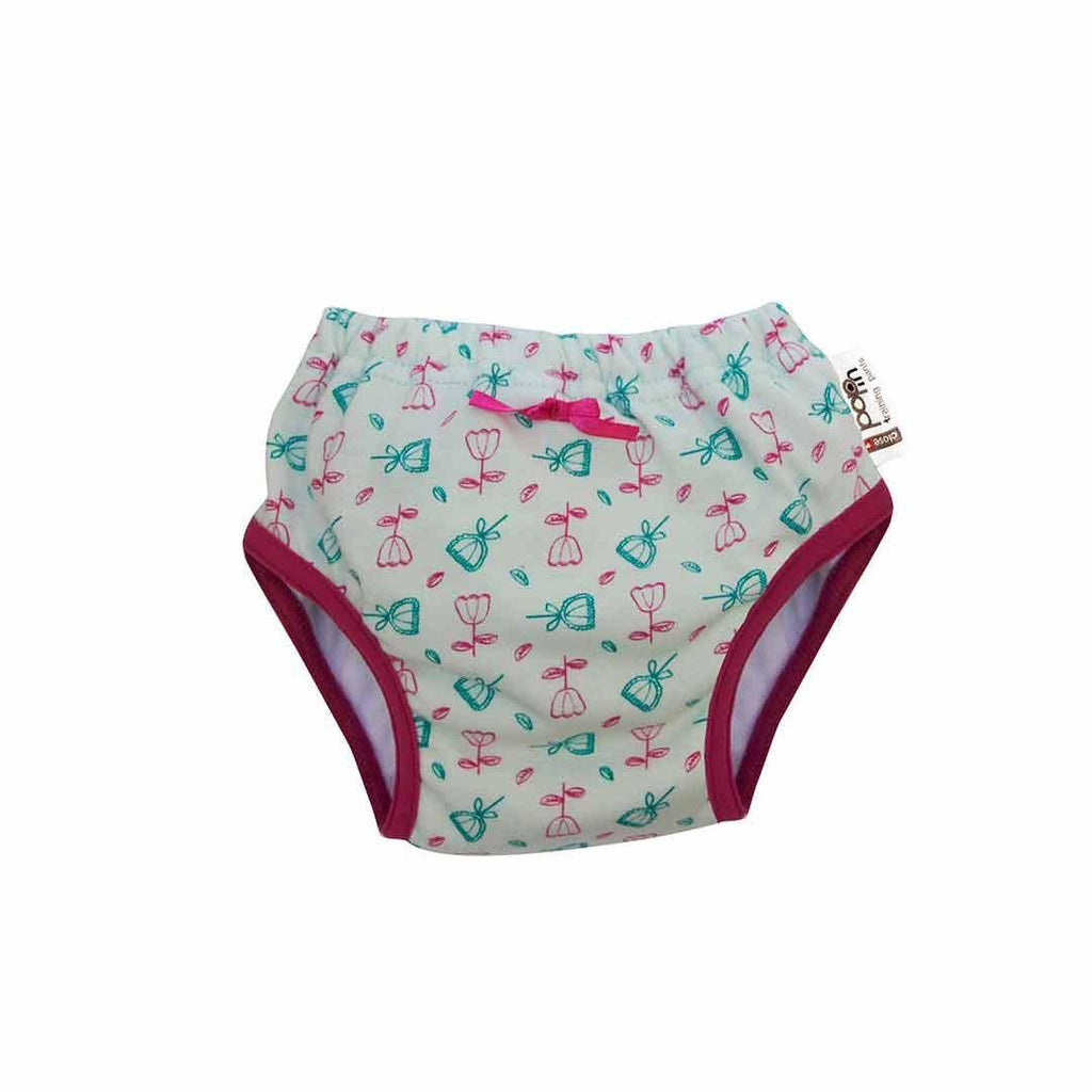 Close Pop-in Training Pants - Tulip