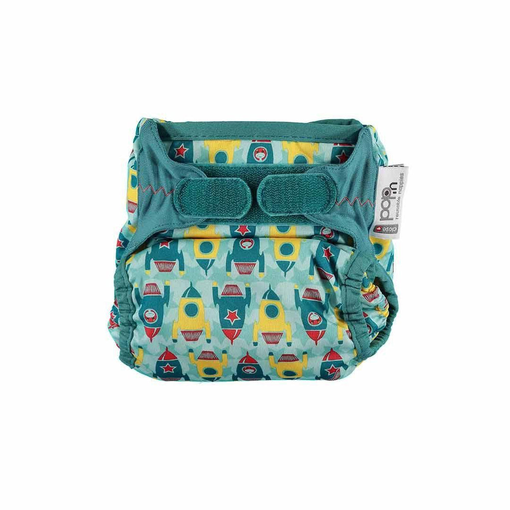 Close Pop-in V2 Bamboo Nappy - Rocket