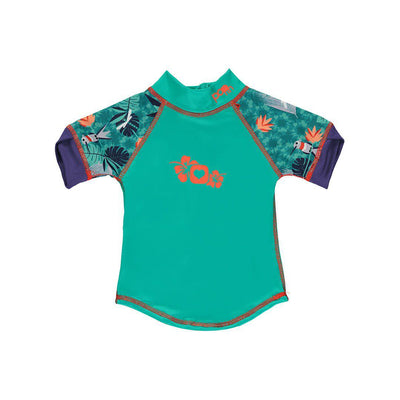 Close Rash Vest - Hummingbird-Swimwear- Natural Baby Shower