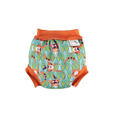 Close Swim Nappy - Tiger-Swim Nappies- Natural Baby Shower