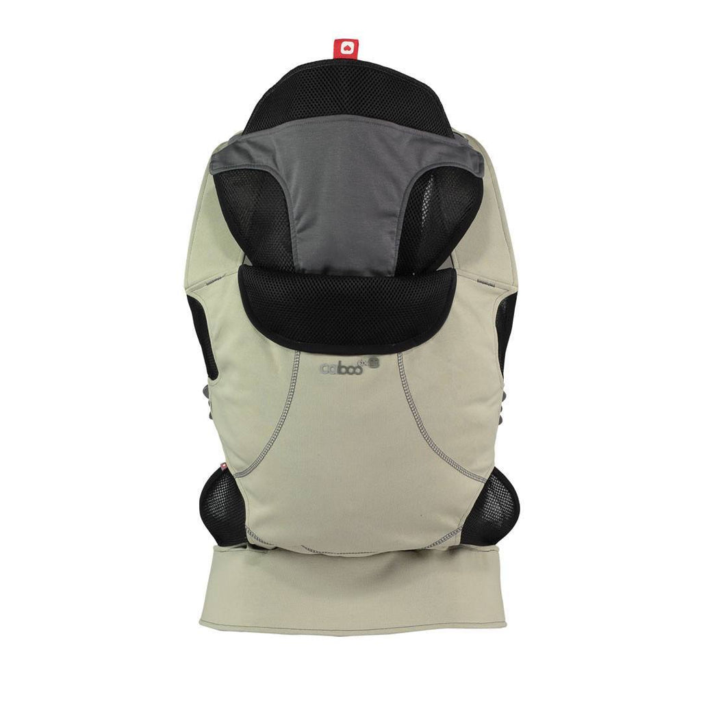 Close Caboo DXgo Baby Carrier Khaki