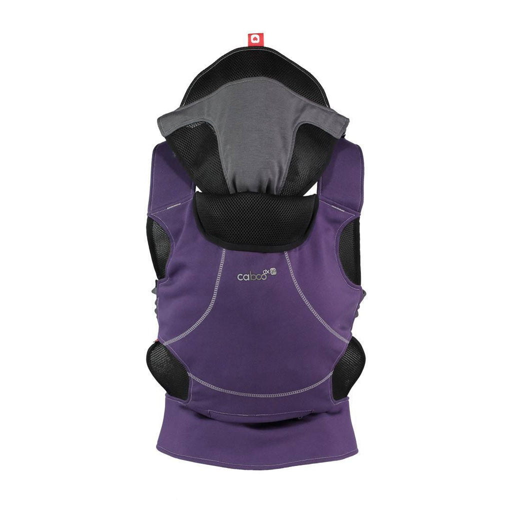 Close Caboo DXgo Baby Carrier Plum