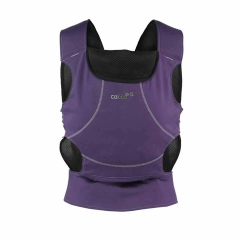 Close Caboo DXgo Baby Carrier in Plum