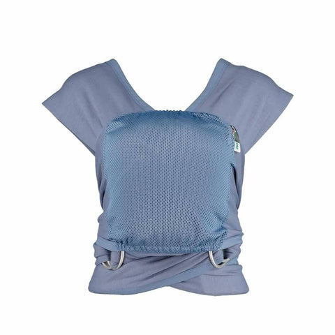 Close Caboo Lite Carrier - Faded Denim - Baby Carriers - Natural Baby Shower