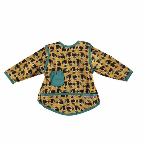 Close Pop-in Bib - Stage 4 - Raccoon-Bibs- Natural Baby Shower