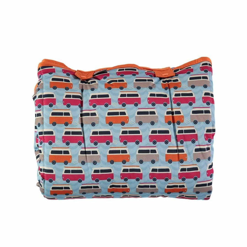 Close Pop-in Playmat in Campervan Blue