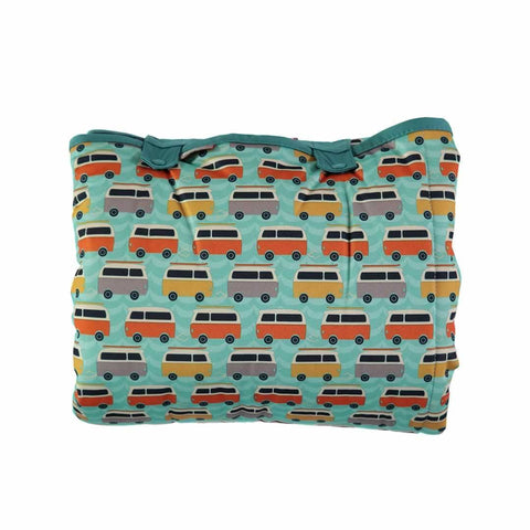 Close Pop-in Playmat in Campervan Green