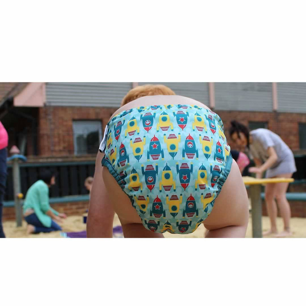 Close Pop-in V2 Bamboo Nappy - Rocket Lifestyle