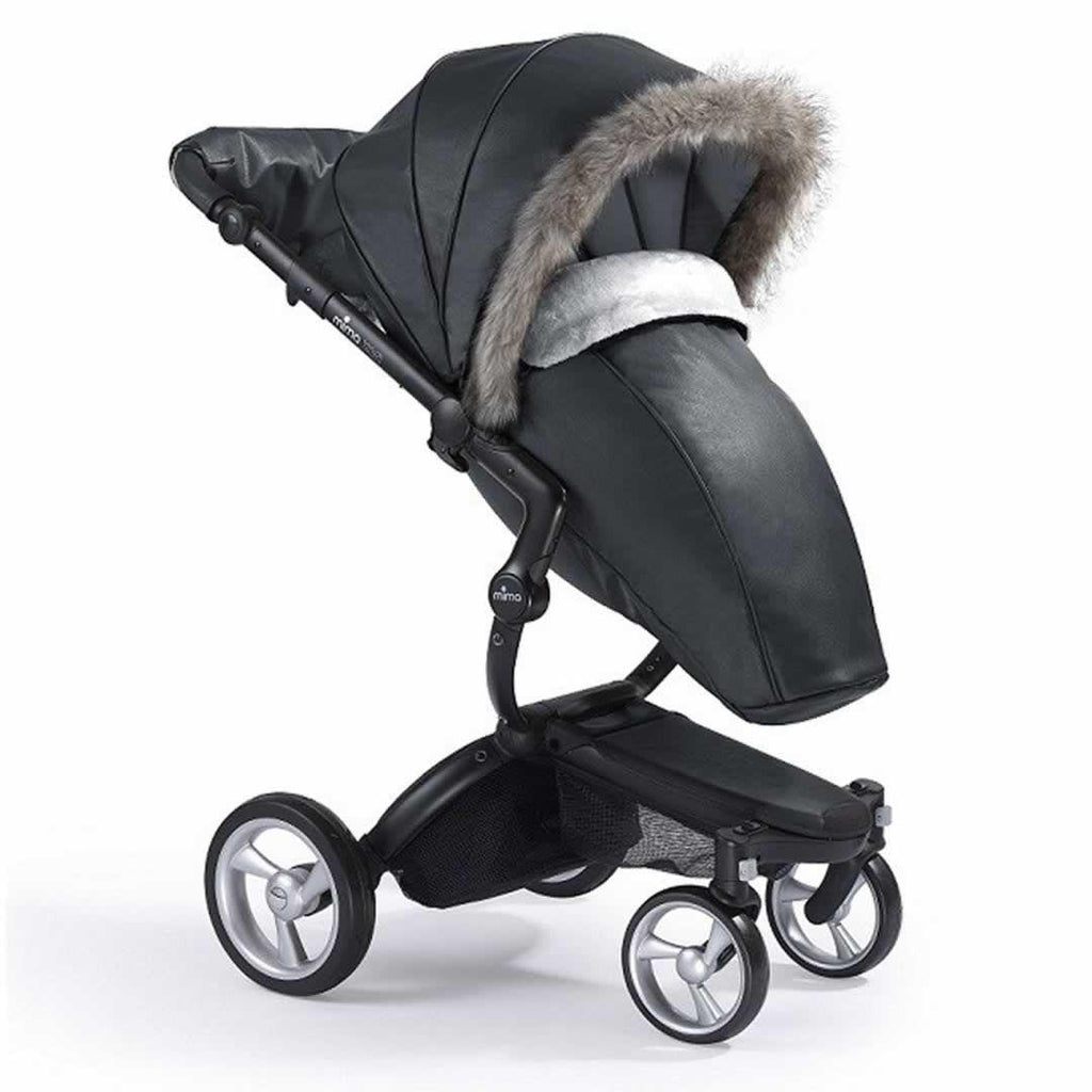 Mima Winter Kit in Cool Grey