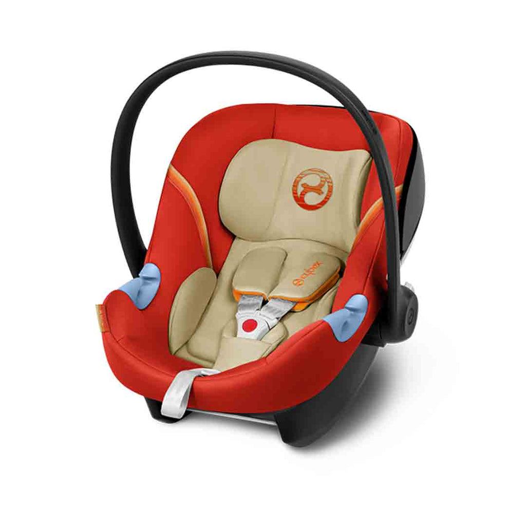 Cybex Aton M Car Seat - Autumn Gold-Car Seats- Natural Baby Shower