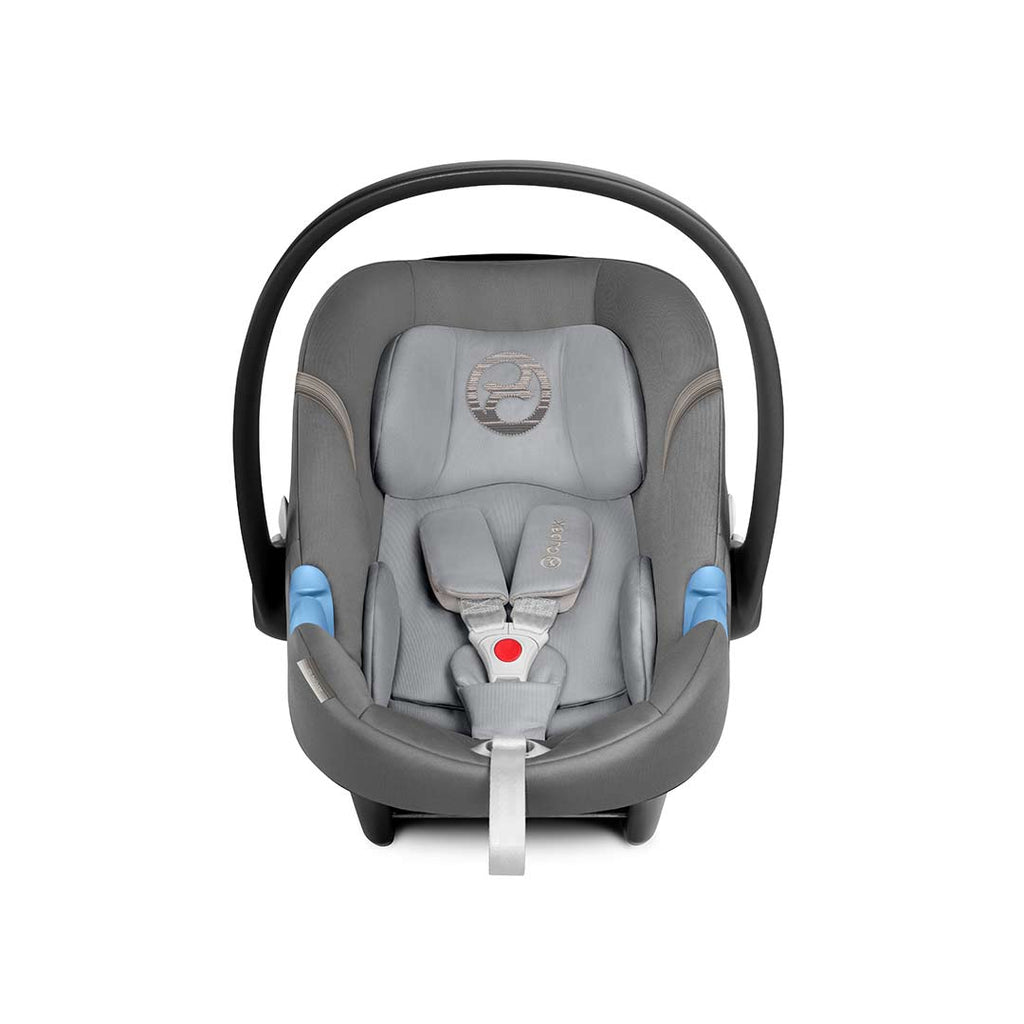 Cybex Aton M Car Seat - Denim Blue-Car Seats- Natural Baby Shower