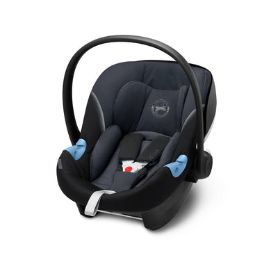 Cybex Aton M i-Size Car Seat - 2020 - Granite Black-Car Seats- Natural Baby Shower