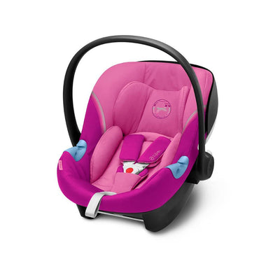 Cybex Aton M i-Size Car Seat - 2020 - Magnolia Pink-Car Seats- Natural Baby Shower
