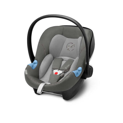 Cybex Aton M i-Size Car Seat - Manhattan Grey-Car Seats- Natural Baby Shower