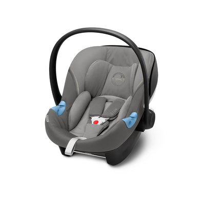 Cybex Aton M i-Size Car Seat - 2020 - Soho Grey-Car Seats- Natural Baby Shower