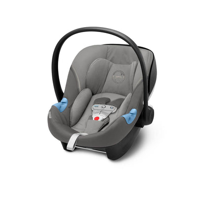 Cybex Aton M i-Size Car Seat with SensorSafe - 2020 - Soho Grey-Car Seats- Natural Baby Shower