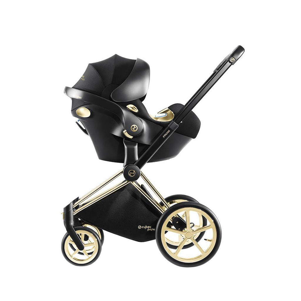 Cybex Aton Q Car Seat in Wings by Jeremy Scott – Natural Baby Shower