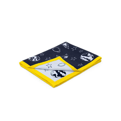 Cybex Baby Blanket - Space Rocket-Blankets- Natural Baby Shower