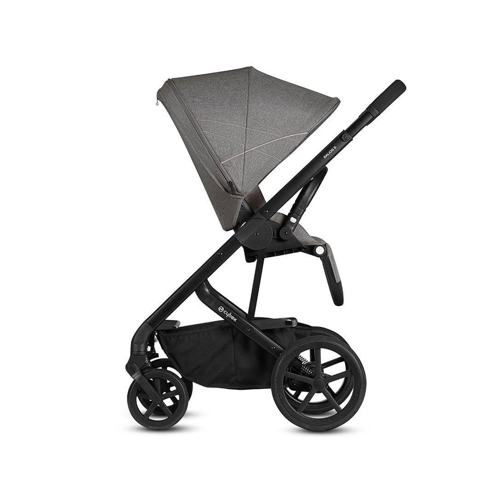 Cybex Balios S Pushchair - Scuderia Ferrari - Racing Red-Strollers- Natural Baby Shower
