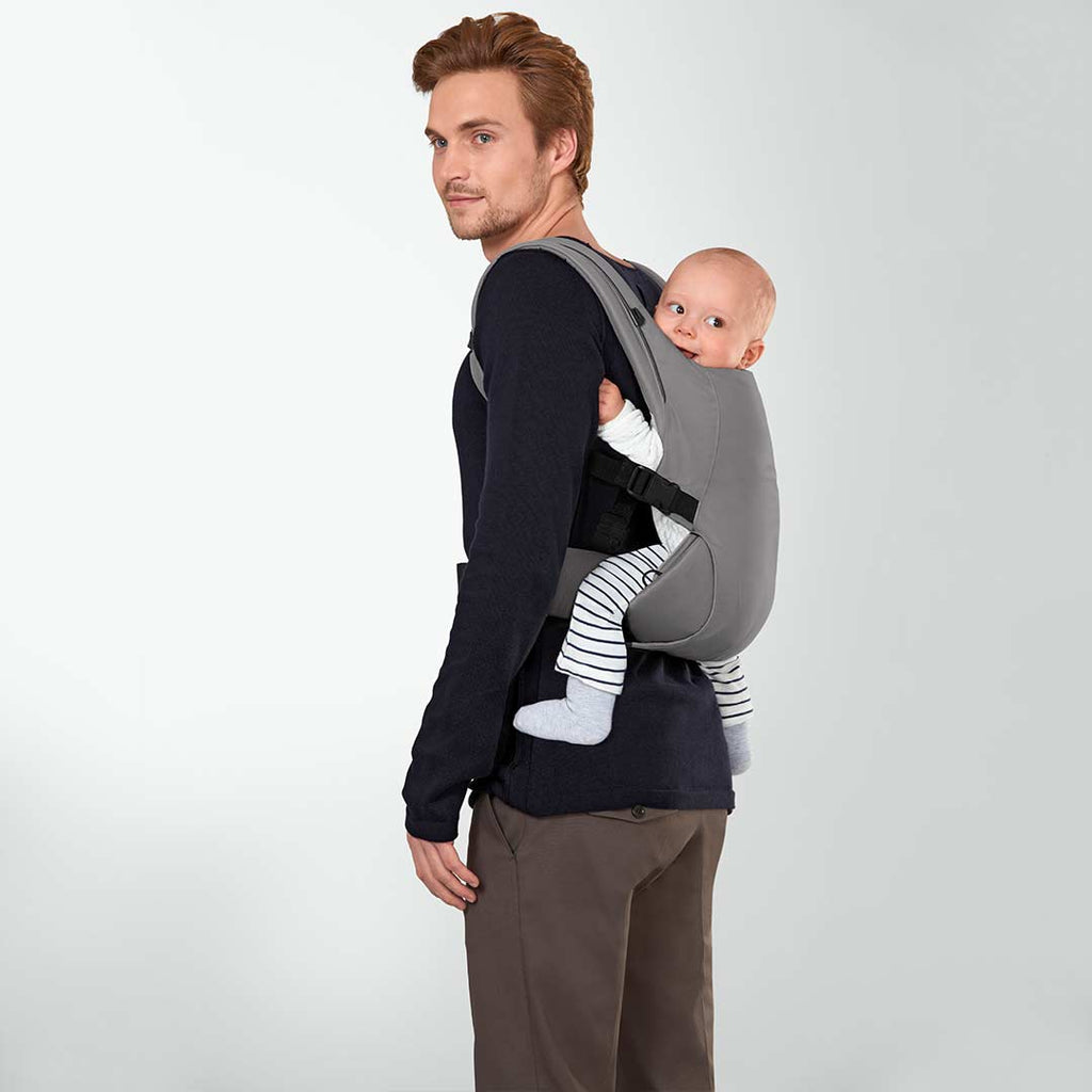 Cybex Beyla Twist Baby Carrier - Lavastone Black-Baby Carriers- Natural Baby Shower