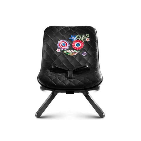 Cybex Bouncer by Marcel Wanders - Hippie Wrestler Black-Baby Bouncers- Natural Baby Shower