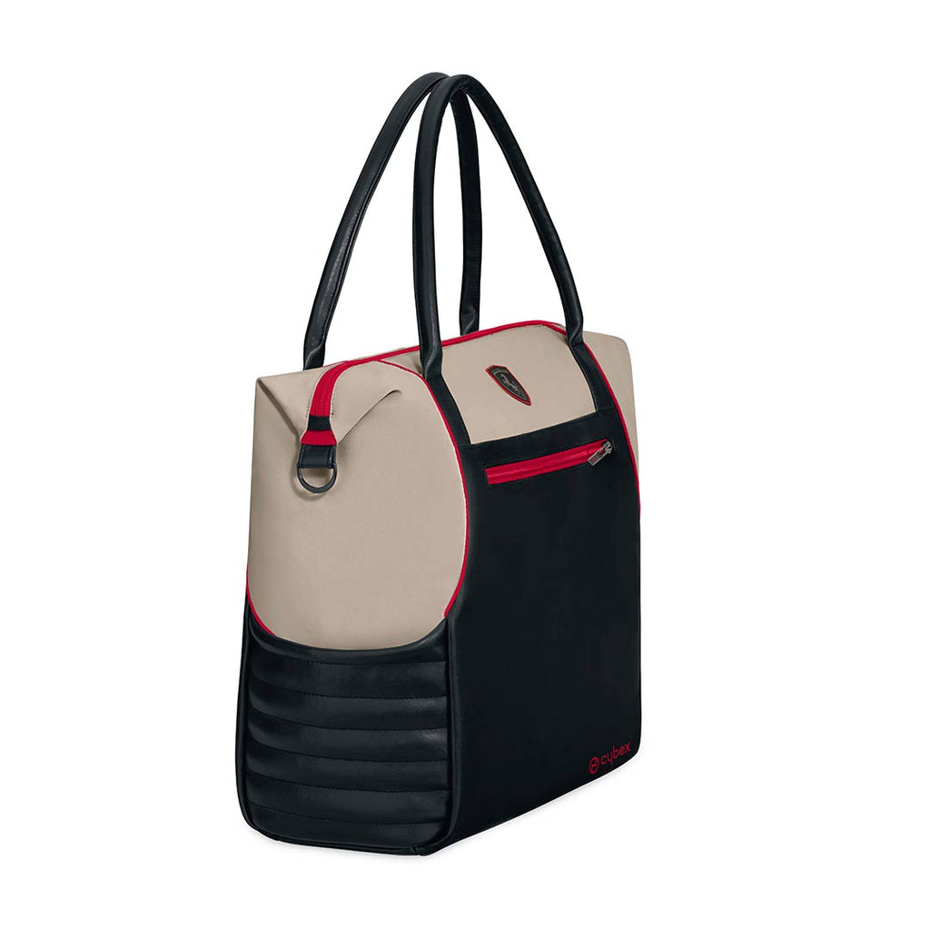 Cybex Changing Bag - Scuderia Ferrari - Silver Grey 2