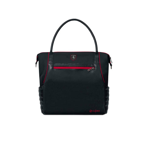 Cybex Changing Bag - Scuderia Ferrari - Victory Black-Changing Bags- Natural Baby Shower
