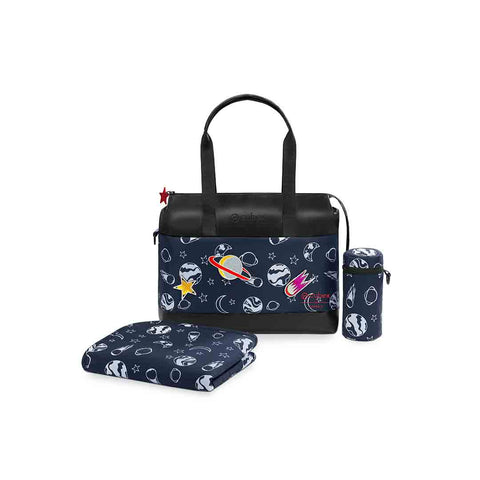 Cybex Changing Bag - Space Rocket-Changing Bags- Natural Baby Shower