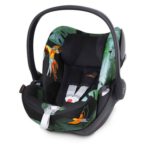 Cybex Cloud Q Car Seat - Birds of Paradise