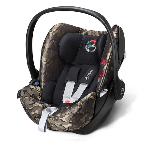 Cybex Cloud Q Car Seat - Butterfly