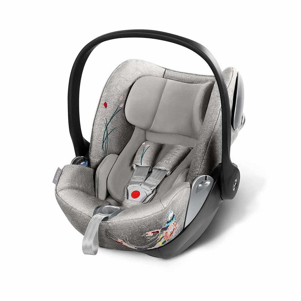 cybex special edition cloud q car seat in koi natural. Black Bedroom Furniture Sets. Home Design Ideas