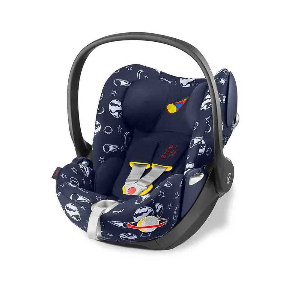 Cybex Cloud Q Car Seat - Space Rocket