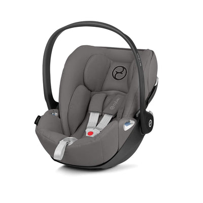 Cybex Cloud Z i-Size Car Seat - 2020 - Soho Grey-Car Seats- Natural Baby Shower