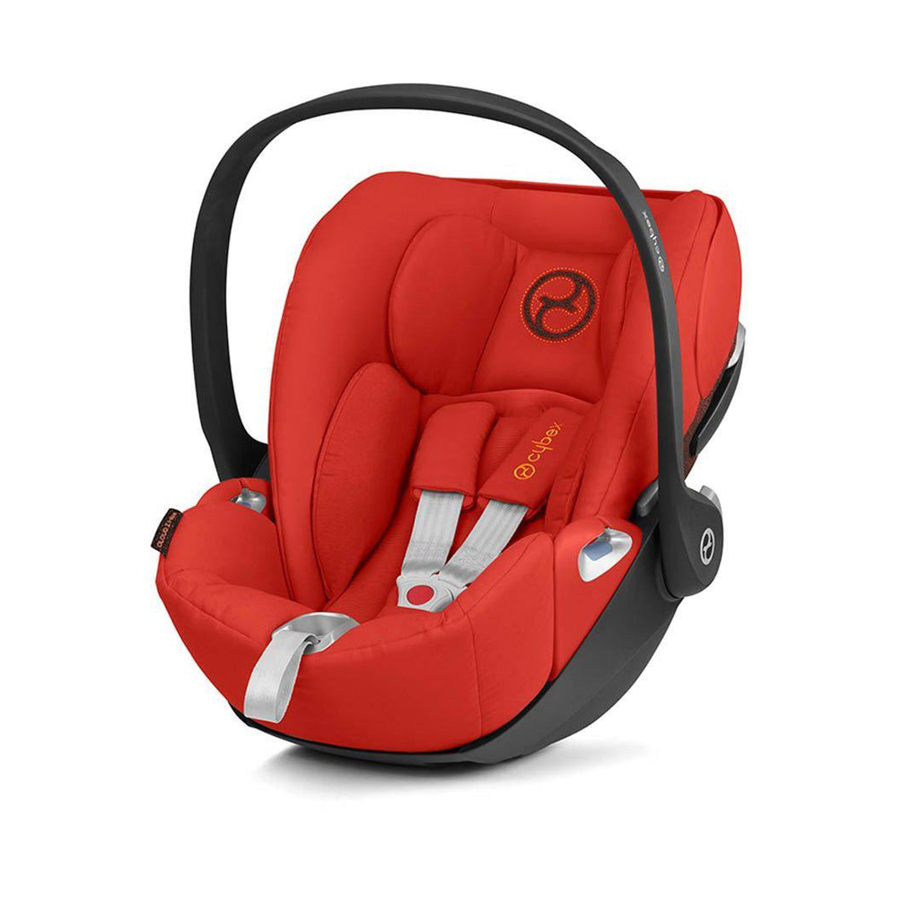 Cybex Cloud Z i-Size Car Seat - Autumn Gold-Car Seats- Natural Baby Shower