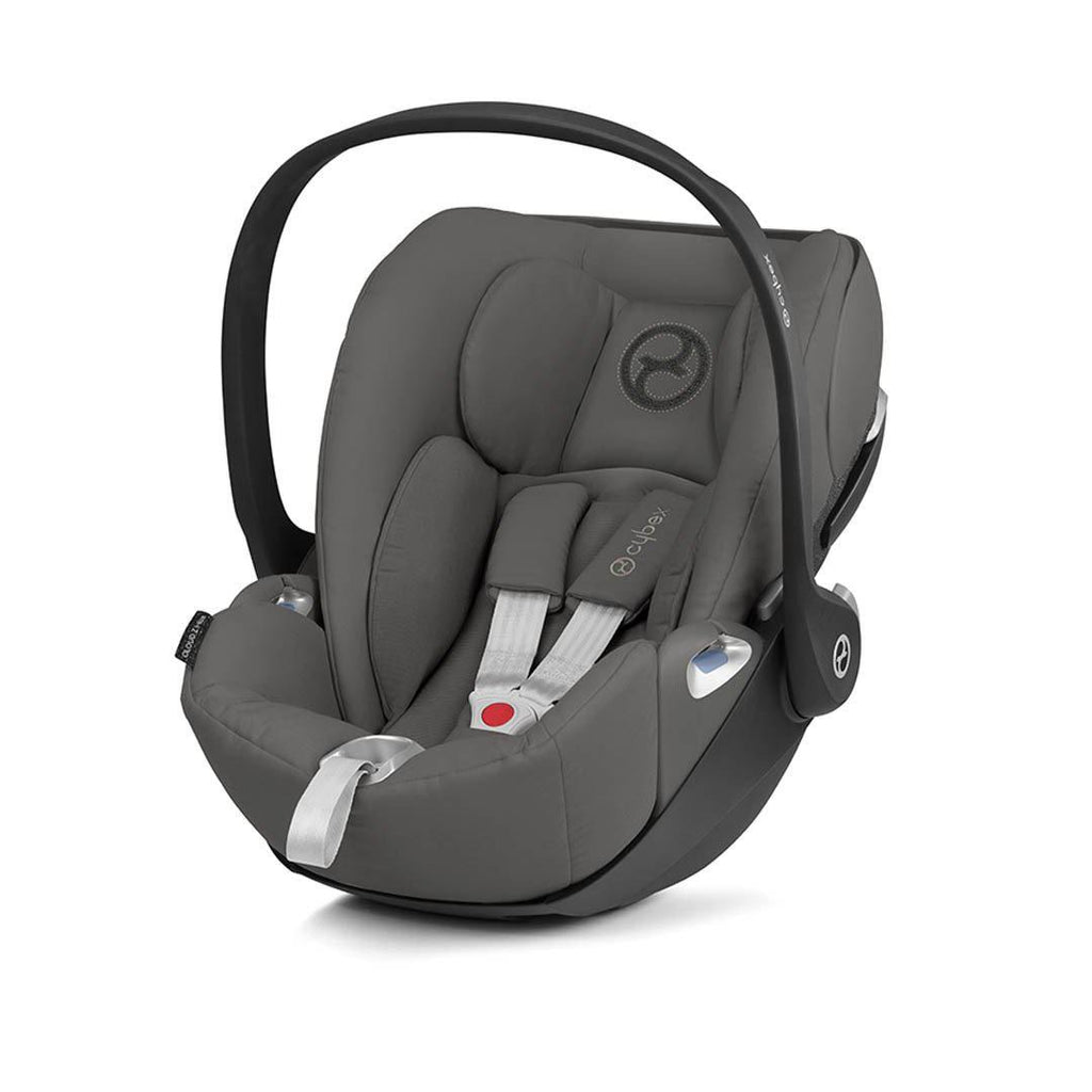 Cybex Cloud Z i-Size Car Seat - Manhattan Grey-Car Seats- Natural Baby Shower