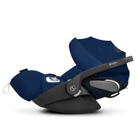 Cybex Cloud Z i-Size Car Seat with SensorSafe - Midnight Blue-Car Seats- Natural Baby Shower