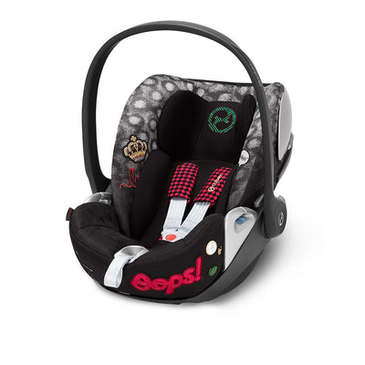 Cybex Cloud Z i-Size Car Seat - Rebellious-Car Seats- Natural Baby Shower
