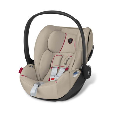 Cybex Cloud Z i-Size Car Seat - Scuderia Ferrari - Silver Grey-Car Seats- Natural Baby Shower