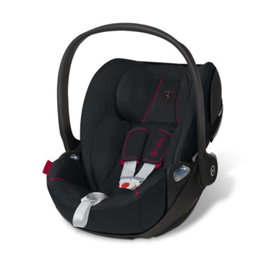 Cybex Cloud Z i-Size Car Seat - Scuderia Ferrari - Victory Black-Car Seats- Natural Baby Shower
