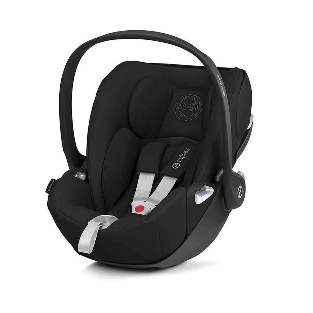 Cybex Cloud Z i-Size Car Seat - Stardust Black-Car Seats- Natural Baby Shower