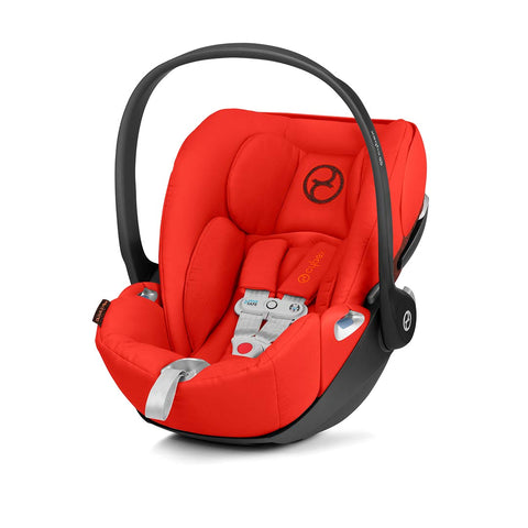 Cybex Cloud Z i-Size Car Seat with SensorSafe - Autumn Gold-Car Seats- Natural Baby Shower