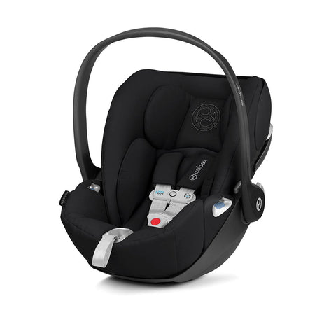 Cybex Cloud Z i-Size Car Seat with SensorSafe - Stardust Black-Car Seats- Natural Baby Shower