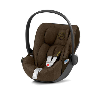 Cybex Cloud Z i-Size Plus Car Seat - 2020 - Khaki Green-Car Seats- Natural Baby Shower