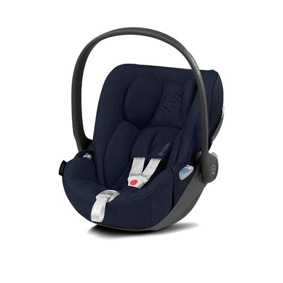 Cybex Cloud Z i-Size Plus Car Seat - 2020 - Nautical Blue-Car Seats- Natural Baby Shower