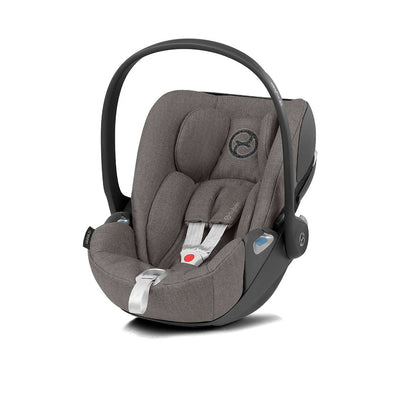 Cybex Cloud Z i-Size Plus Car Seat - 2020 - Soho Grey-Car Seats- Natural Baby Shower