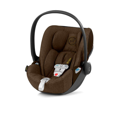 Cybex Cloud Z i-Size Plus Car Seat with SensorSafe - 2020 - Khaki Green-Car Seats- Natural Baby Shower